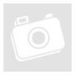 PTC sárga-kék mintás ruha (Méret: S)