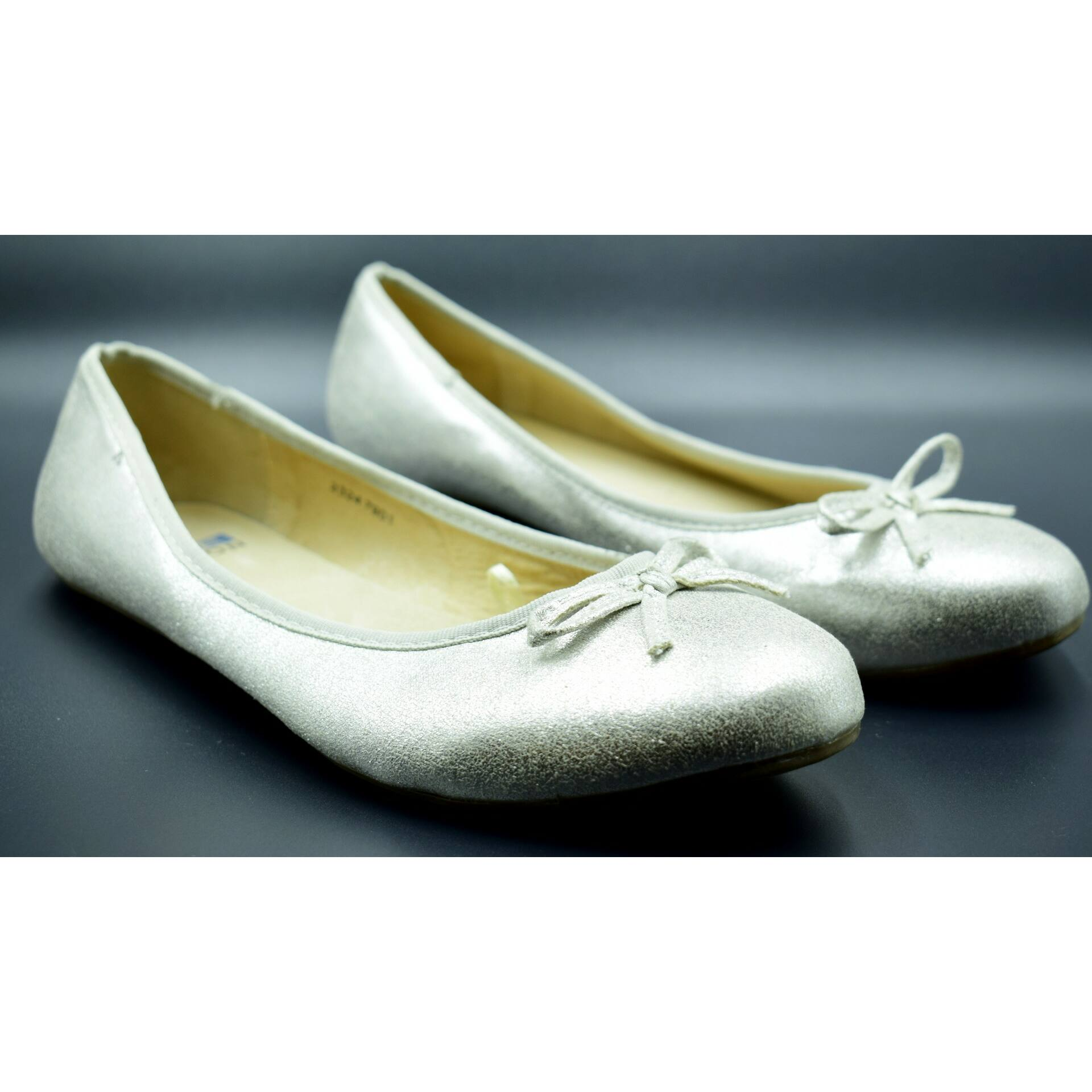 545d65a662 Ezüst színű BLUEMOTION topánka (Méret: 40) - Félcipő - Öltözz ki ...