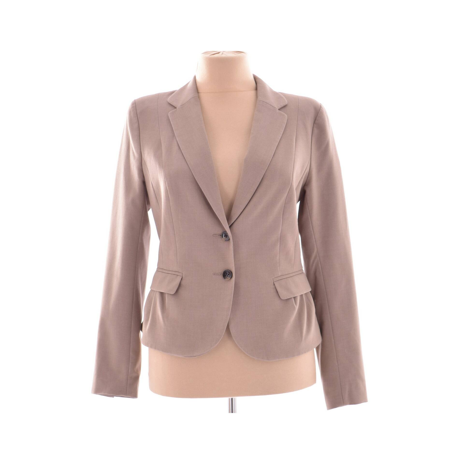f3af5d52fb H&M barna színű elegáns női blézer (Méret: S) - Női dzseki, kabát ...