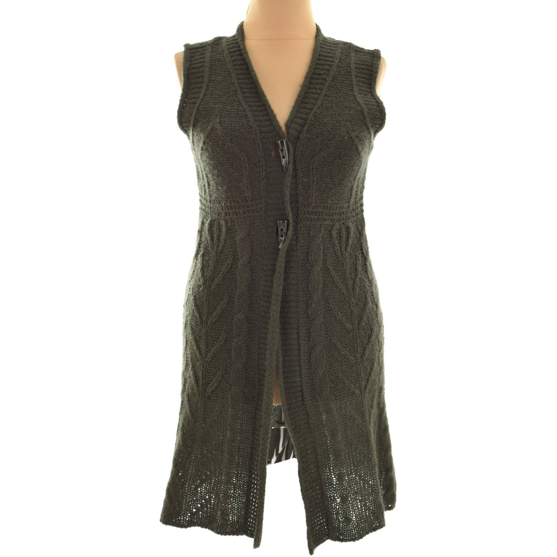 MINT BERRY szürke színű kötött kardigán (Méret  XS) - Női pulóver ... c27ae1ba2a