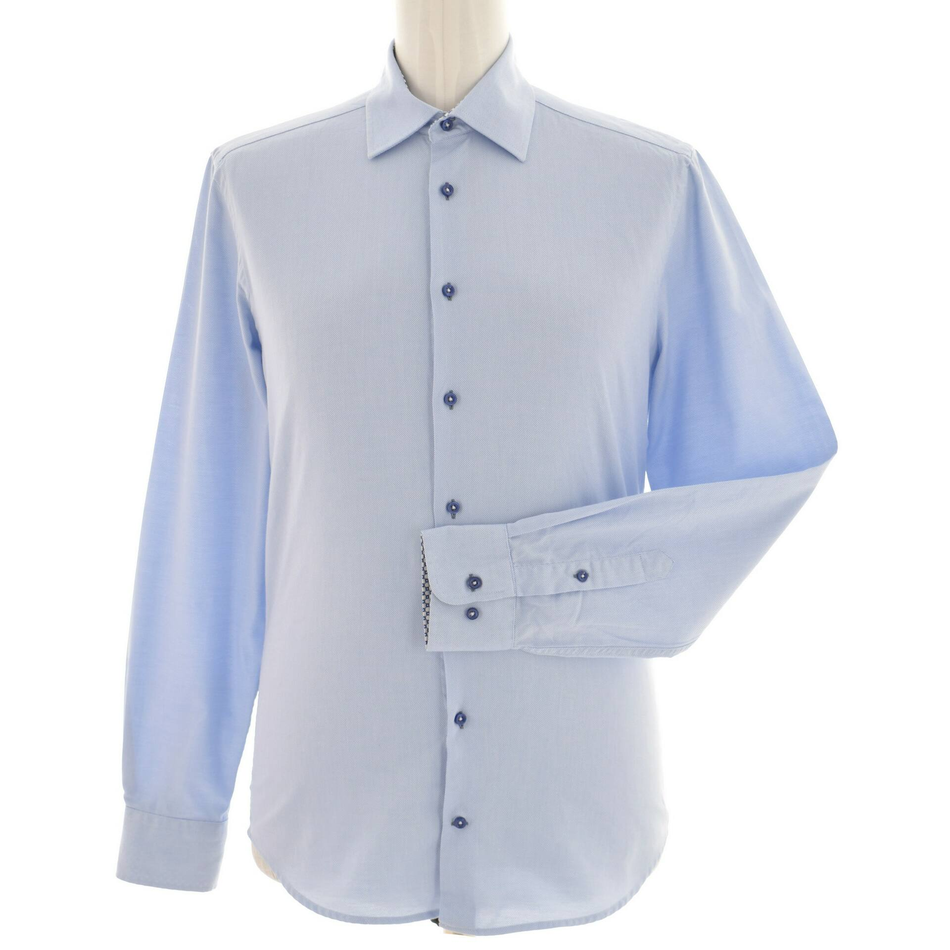 LIV kék színű mintás ing (Méret  M) - Ing - Öltözz ki webáruház - Új ... 54adde7521