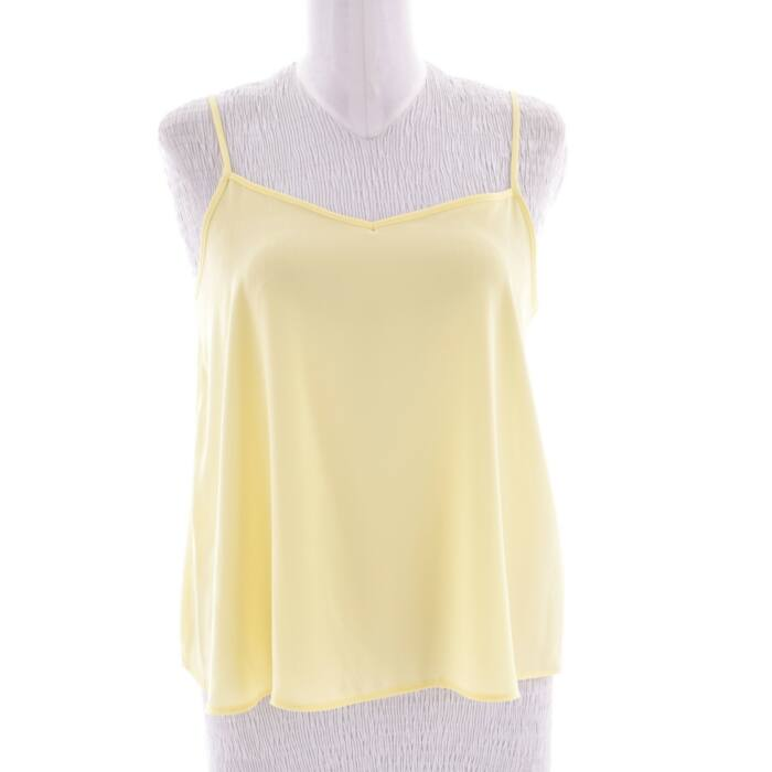 ATMOSPHERE sárga topp (Méret  XL) c84763fc10
