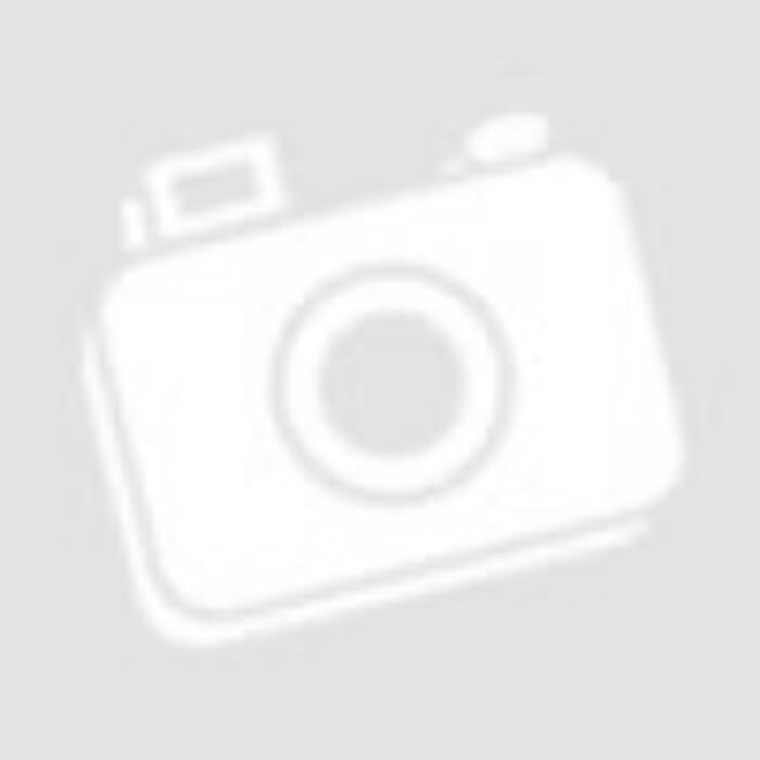 EUGEN KLEIN kék és fehér színű virág mintás minimálisan fodros szoknya  (Méret  M) a9d8f87e0a